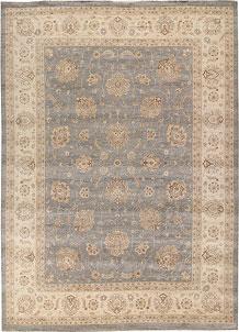 Light Slate Grey Ziegler 8' 8 x 11' 11 - No. 64903