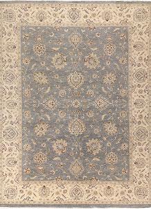 Light Slate Grey Ziegler 9' 1 x 11' 9 - No. 64908