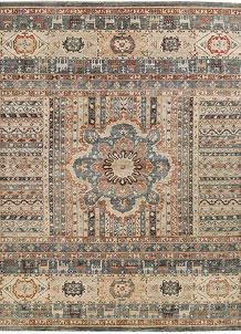 Multi Colored Ziegler 8' 10 x 11' 8 - No. 64933