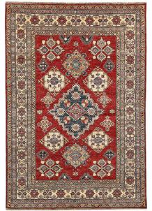 Firebrick Kazak 4' 8 x 6' 10 - No. 64952