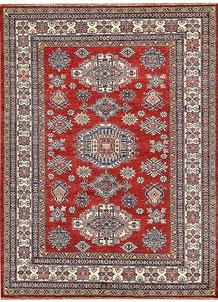 Firebrick Kazak 5' 2 x 6' 8 - No. 64955