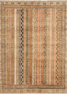 Multi Colored Kazak 4' 11 x 6' 2 - No. 64961