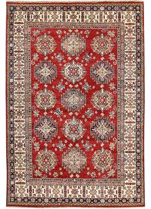 Firebrick Kazak 5' 7 x 8' - No. 64968