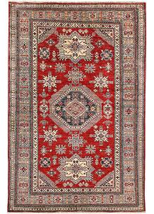 Firebrick Kazak 5' 3 x 8' - No. 64970