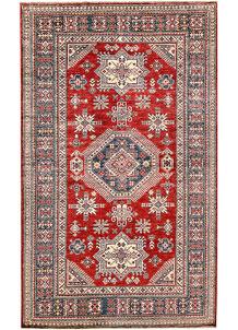 Firebrick Kazak 5' 3 x 9' 1 - No. 64973