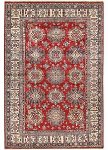 Firebrick Kazak 5' 5 x 7' 9 - No. 64976