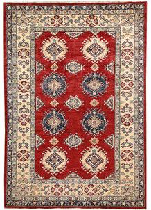 Firebrick Kazak 5' 5 x 7' 10 - No. 64981