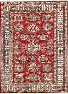 Firebrick Kazak 5' 7 x 7' 8 - No. 64983