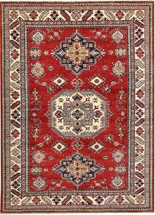 Firebrick Kazak 5' 8 x 7' 9 - No. 64986