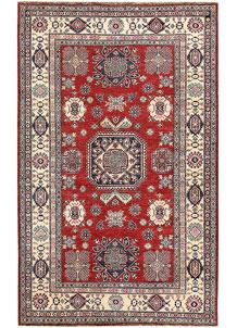 Firebrick Kazak 5' 10 x 9' 1 - No. 64987