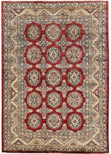 Firebrick Kazak 5' 9 x 8' 1 - No. 64992