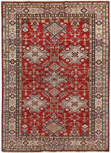Firebrick Kazak 5' 7 x 8' 10 - No. 64994
