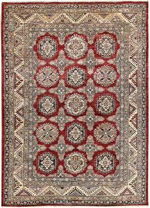 Firebrick Kazak 5' 9 x 8' - No. 64999