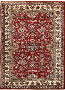 Firebrick Kazak 5' 8 x 7' 11 - No. 65001