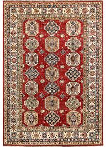 Firebrick Kazak 5' 8 x 8' 2 - No. 65002