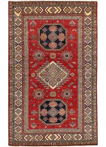 Firebrick Kazak 5' 4 x 8' 7 - No. 65007