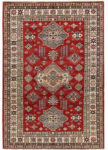 Firebrick Kazak 5' 5 x 7' 8 - No. 65010