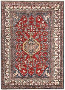 Firebrick Kazak 5' 8 x 7' 10 - No. 65012