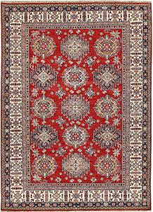 Firebrick Kazak 5' 9 x 8' - No. 65018