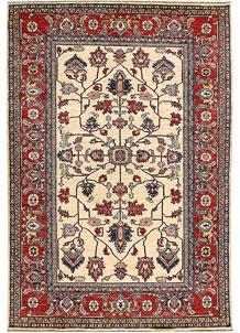 Cornsilk Kazak 6' x 8' 8 - No. 65019