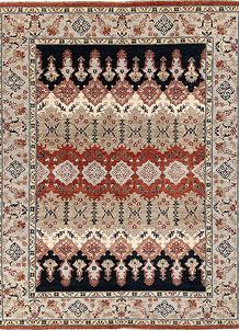 Multi Colored Ziegler 8' 10 x 11' 6 - No. 65042
