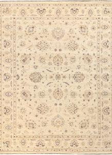 Blanched Almond Ziegler 9' 1 x 11' 9 - No. 65053