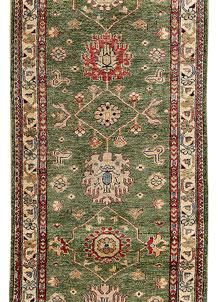 Olivedrab Kazak 2' 8 x 8' 1 - No. 65240