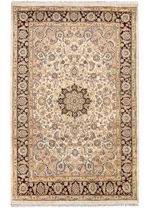 Cornsilk Isfahan 4' x 6' 4 - No. 65248