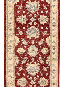 Firebrick Oushak 2' 8 x 9' 8 - No. 65365