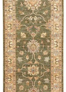 Olivedrab Oushak 2' 7 x 8' 1 - No. 65425