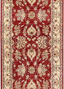 Red Oushak 2' 3 x 6' 6 - No. 65454