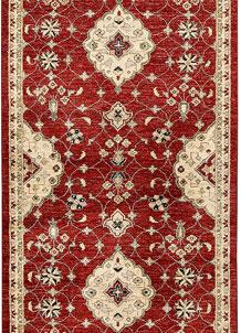 Firebrick Oushak 2' 9 x 6' 4 - No. 65473
