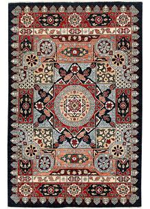 Multi Colored Mamluk 5' 11 x 8' 11 - No. 65538