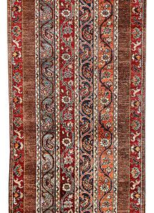 Multi Colored Shawl 2' 7 x 8' - No. 65624