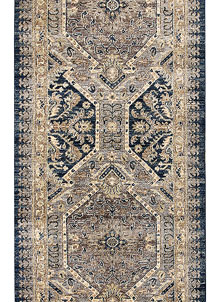 Multi Colored Mamluk 2' 5 x 13' 11 - No. 65636