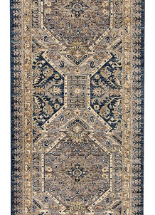 Multi Colored Mamluk 2' 5 x 13' 10 - No. 65638