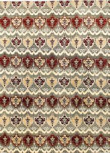 Multi Colored Ikat 9' 11 x 13' 9 - No. 65739