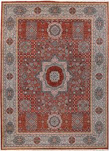 Firebrick Mamluk 9' 11 x 13' 3 - No. 65740