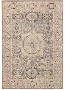 Tan Mamluk 5' 11 x 8' 8 - No. 65747