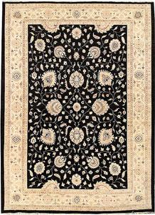 Black Ziegler 10' x 13' 11 - No. 65749