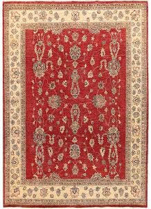 Red Ziegler 6' 8 x 9' 3 - No. 65764
