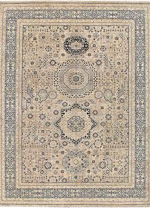 Tan Mamluk 9' 9 x 12' 9 - No. 65776
