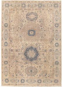 Tan Mamluk 8' 5 x 11' 6 - No. 65777
