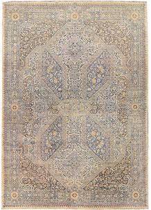 Multi Colored Mamluk 8' 9 x 12' 4 - No. 65788