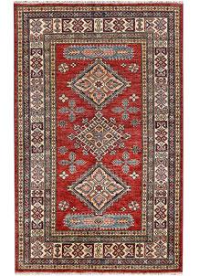 Firebrick Kazak 3' 2 x 5' - No. 65820