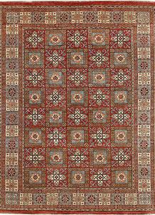 Multi Colored Ziegler 7' 7 x 10' - No. 65833
