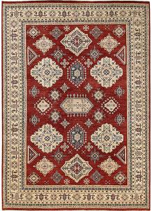 Firebrick Oushak 10' x 14' 1 - No. 65851