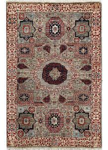 Olive Mamluk 3' 1 x 4' 10 - No. 65947