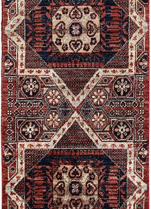 Firebrick Mamluk 1' 11 x 5' 2 - No. 65973