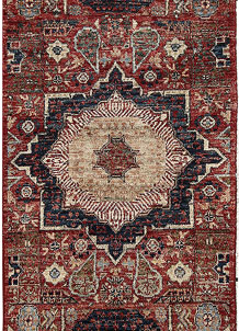 Firebrick Mamluk 2' x 4' 11 - No. 66008